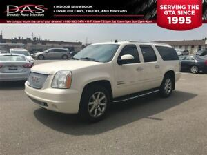 2010 GMC Yukon XL DENALI NAVIGATION/TV-DVD/SUNROOF/7 PASS