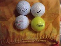 Golf balls - bag of 20
