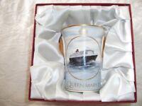 Queen Mary 2 Neptune beaker 2004