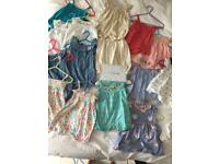 0-3 month baby bundle girls designer clothes