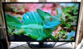 "LG 42LN5400 42"" Full HD 1080P LED EDGE LIT LCD HDTV 120HZ INTELLIGENT SENSOR AND HDMI CONNECTIVITY"