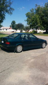 1998 BMW 318i  1998