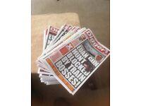 48 digger magazines