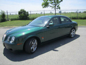 2005 Jaguar S-TYPE R Sedan