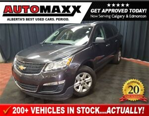 2015 Chevrolet Traverse LS AWD!