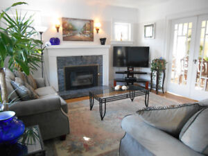 Beautiful FURNISHED KITS HOUSE for Rent-SHORT TERM OR LONG TERM