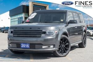 2016 Ford Flex Limited - HAND PICKED PREVIOUS RENTAL!