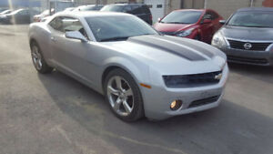 2011 Chevrolet Camaro Leather V6 Manual Coupe (2 door)