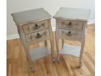 Beautiful bedside tables