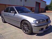 BMW 325i M Sport E46 - 2003/53 - 5 Speed - Petrol - 318 -318d - 320 - 320d - 325d - 330 - 330d - 335