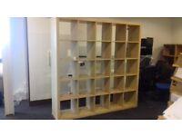 Pigeon Hole Office Furniture / Cupboard