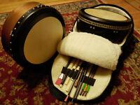 Bodhran (Irish Drum) Music Lessons