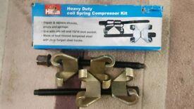 Heavy Duty Spring Compessor Kit