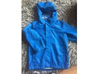 Boys 5/6yrs tog 24 coat with inner fleece
