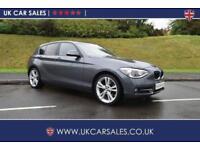 2014 BMW 1 Series 2.0 116d Sport Sports Hatch 5dr (start/stop)