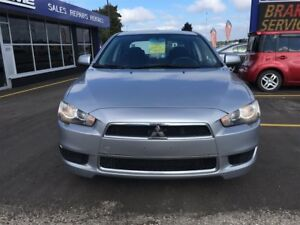 2012 Mitsubishi Lancer SE/ ALLOY RIMS/ CAR-PROOF ATTACHED