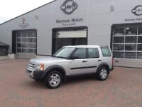 05 Discovery 3 Tdv6. 7-Seater. Manual.
