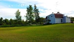Home on 76 acres riverfront Cochrane UNORGANIZED TWP crown land