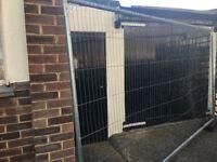 Metal Fence Panel
