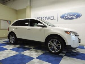 2013 Ford Edge Limited 4D Utility AWD Blid Spot Monitoring|Panor