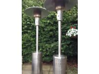 Two (2) Outback Patio Heaters