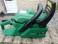 gardenline petrol chainsaw