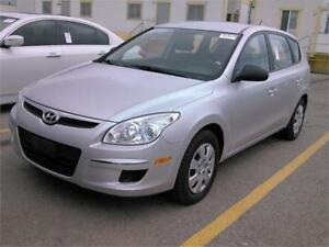 SOLD---- 2012 HYUNDAI ELANTRA TOURING L WAGON  /  5SPEED  LOW KM