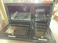 kenwood. 6 ring dual fuel cooker