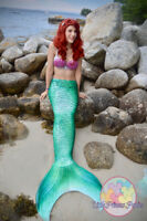 Invite MERMAID ARIEL to your PARTY! Little Princess Parties!