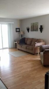 2 bedroom apartment AVAIL AUG 1