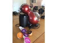 Nescafe Dolce Gusto Colour Red Coffee Machine