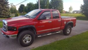 2004 Dodge Power Ram 2500 cert/etested