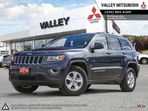 2016 Jeep Grand Cherokee Laredo-HEATED SEATS,PUSH BUTTON START,A