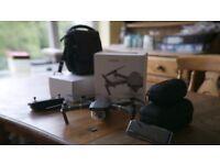 DJI Mavic Pro Fly More Combo + PolarPro ND vivid collection + helipad