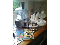 Magimix Cuisine systeme automatic 5100 food mixer - £70
