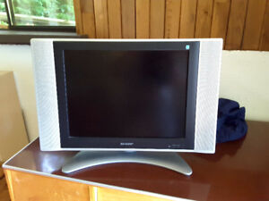 "20"" Flat Screen TV"