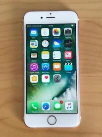iPhone 6s 64GB Rose Gold- Factory unlocked