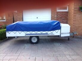 Conway Classic Trailer Tent for sale 6 berth