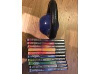 12kg kettle bell and kettleworx dvds