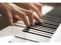 PIANO, CLARINET, VOICE, THEORY, AURAL & SAXOPHONE LESSONS - CAMBRIDGE