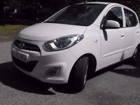 **2013**Hyundai Active 1.2 I10 **Low Miles & Low Tax Bracket**
