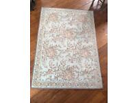 Huge Laura Ashley rug - vintage. Free local delivery