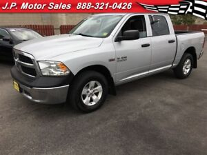 2014 Ram 1500 ST, Crew Cab, Automatic, 4x4, Only 56, 000km