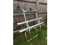 Vw t4 tailgate Fiamma bike rack