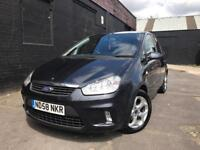 FORD C MAX ZETEC SERVICED 2 OWNERS GREY