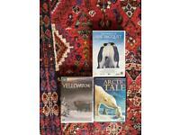Animal documentary/films set