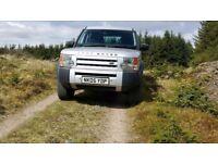 land rover discovery 3 2.7 tdv6 auto