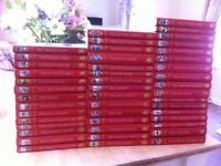 46 hardback catherine cookson books