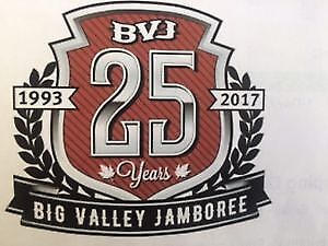 BVJ Weekend Passes with Reserved Seating