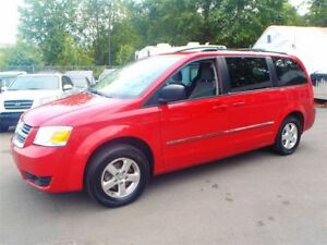 2008 Dodge Grand Caravan SE (Stow & Go Seating)